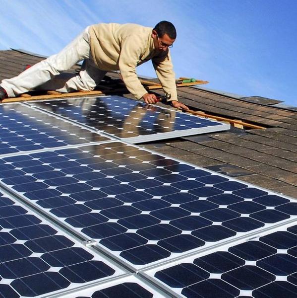 Installation energie solaire photovoltaique maroc